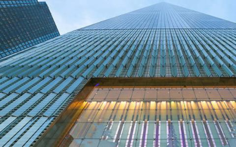 在过去的十年中 美国主要都会区增加了6.82亿英尺的办公空间