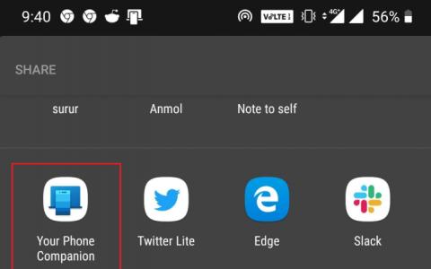 "Chrome共享表中不再显示""在PC上继续""但您不必担心"