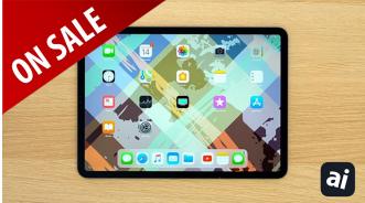 亚马逊将苹果的1TB 11英寸iPad Pro降至有史以来最低价