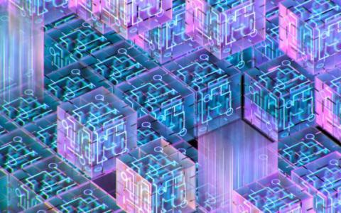 忘记摩尔定律—量子计算机正在根据诡异的双指数速率进行改进
