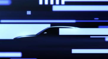 马自达再次暗示其即将推出的电动汽车 发布神秘的预告片图像