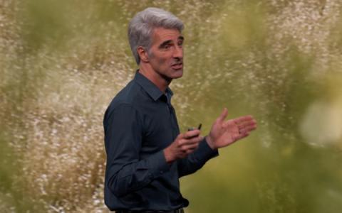 苹果的Craig Federighi为未来的程序员提供有抱负的建议