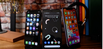 iPhone 11与Pixel 4对比-基准测试和实际对比