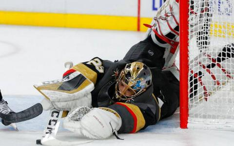 罗伊取得职业生涯首个NHL进球 维加斯以5-2领先