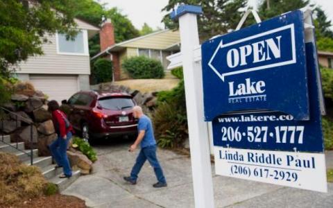 随着利率上升 每周抵押贷款申请量减少12%