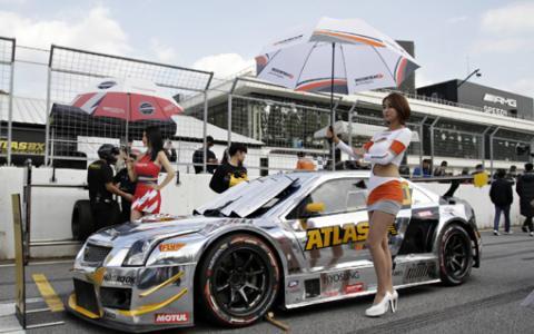 韩泰轮胎赞助的阿特拉斯BX Motorsports连续三年赢得CJ超级比赛