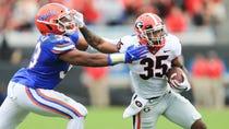 SEC佐治亚州以最快的速度击败佛罗里达州