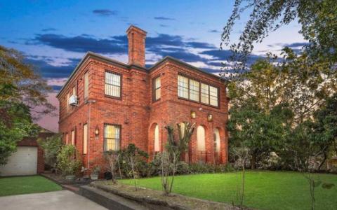 Strathfield Golden Mile房屋以土地价格出售后打破了房产记录