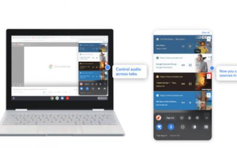 Chrome OS 76引入了用于工作甚至娱乐的新功能