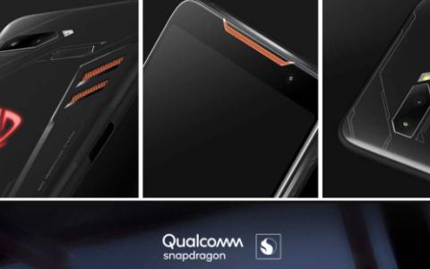 华硕ROG Phone 2击败Galaxy Note 10成为高通的下一个大芯片