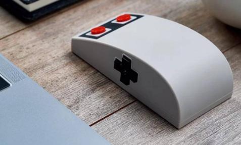 8BitDo N30 2.4g是NES Controller服装中的无线鼠标