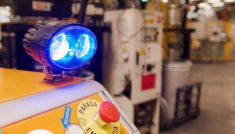 福特自动驾驶机器人帮助员工专注于复杂的项目