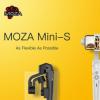 Moza Mini-S手持式云台稳定器适用于智能手机