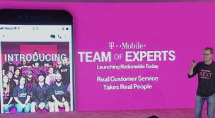 T-Mobile专家团队使客户服务成为下一次运营商之战