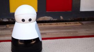由于Kuri机器人取消 Mayfield Robotics停止了业务