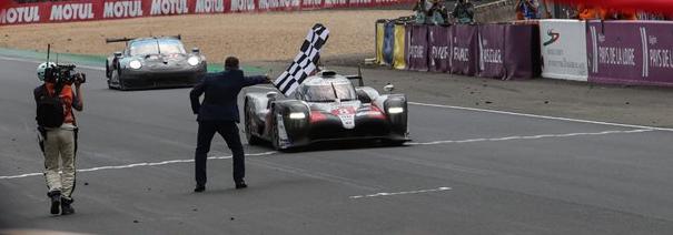 丰田Gazoo Racing取得惊人的一两次胜利