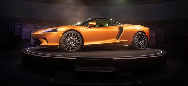 迈凯轮GT将参加夏季欧洲大巡回赛