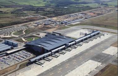 德班的沙卡国王国际机场未进行可行性研究