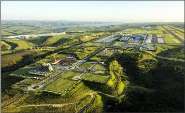 夸祖鲁-纳塔尔省的航空城增加了房地产的兴趣
