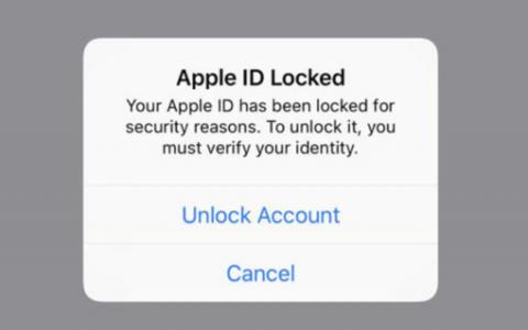 教大家如何重新获得对锁定或禁用的苹果Apple ID访问权限的方法