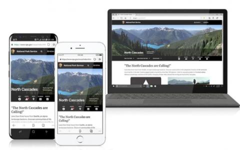 微软计划发布iOS和Android版Edge