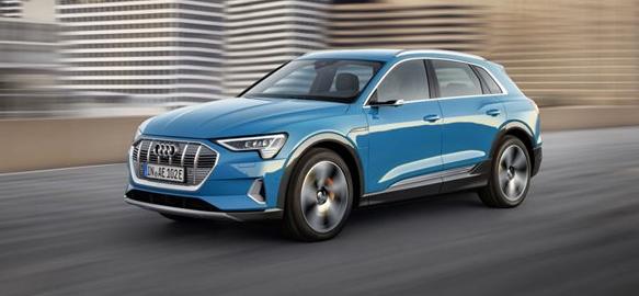 奥迪2019年开始销售约144,650辆汽车