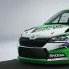 斯柯达法比亚R5拉力赛车获得更新