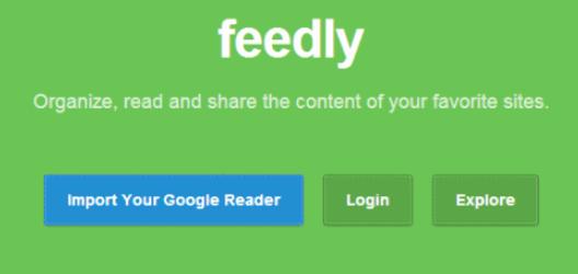 您需要了解Feedly Cloud及其Web界面
