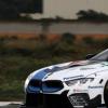 宝马M8 GTE对亚历山德罗·扎纳尔迪的首次成功测试