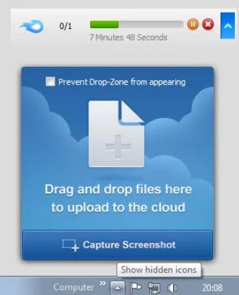 MediaFire具有50 GB的免费云存储,桌面客户端