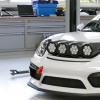 保时捷将Cayman GT4 Clubsport用作课程用车