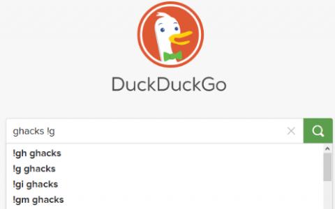 如何改善您的DuckDuckGo搜索体验