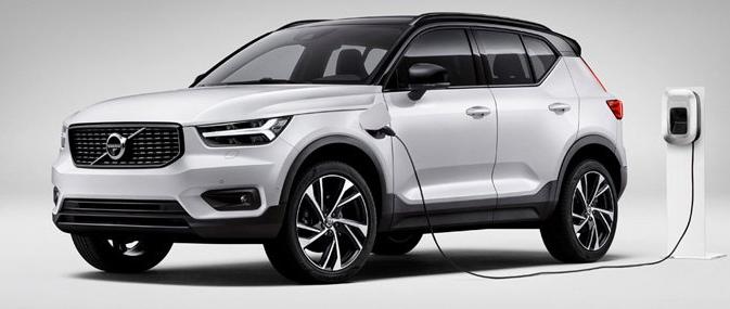 沃尔沃计划到2025年将电动汽车的销售额占总销量的50%