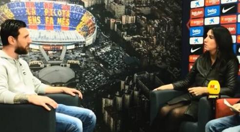 梅西谈科比遇难事件 梅西表示当确认消息真实之后一切都变得绝望