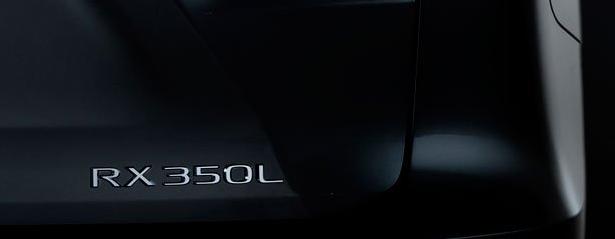 全新雷克萨斯RXL将于洛杉矶车展首次亮相