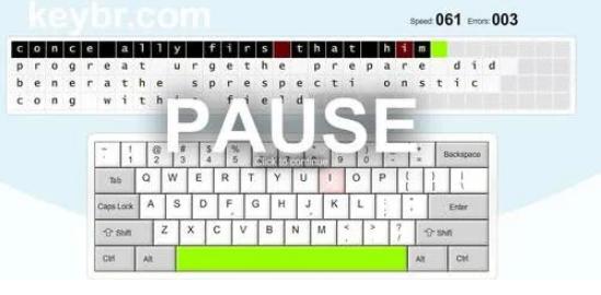 Keybr培训您加快打字速度来帮助您提高工作效率