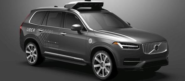 沃尔沃将向Uber提供数千辆与自动驾驶兼容的汽车