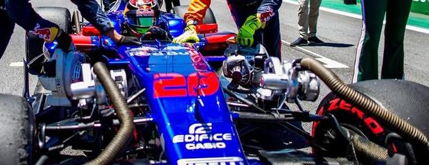 Scuderia Toro Rosso与卡西欧续签了两年的合作伙伴关系