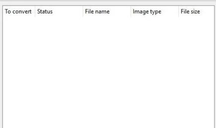 Converseen开源批处理图像处理器