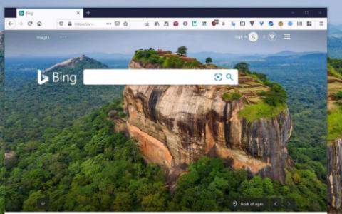 BingSnap是一个免费软件程序