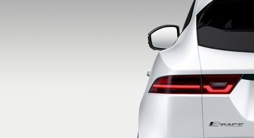捷豹推出新款E PACE紧凑型SUV