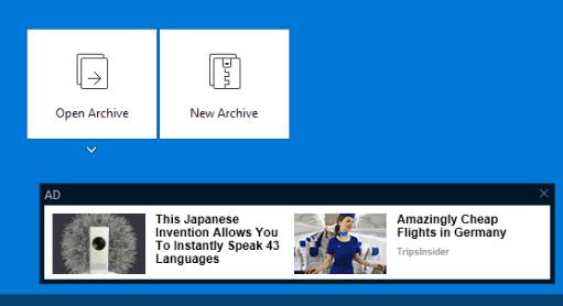 即将对文件压缩软件Bandizip进行的更改