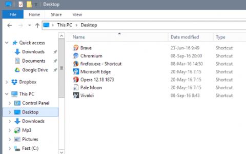 TidyTabs所有Windows程序的选项卡