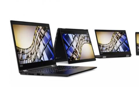联想为其ThinkPad系列增加了九款新笔记本电脑