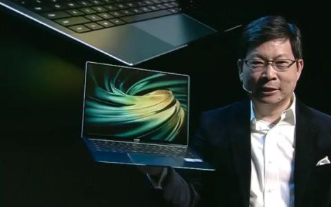华为的新MateBook X Pro具有绿色选项和英特尔最新芯片