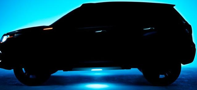 铃木在即将举行的法兰克福车展上展示概念紧凑型SUV