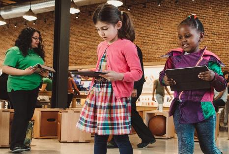 苹果下周将在苹果商店推出免费的代码小时课程