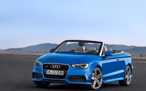 新款A3Cabrio的主要竞争对手是即将推出的BMW2系Cabrio