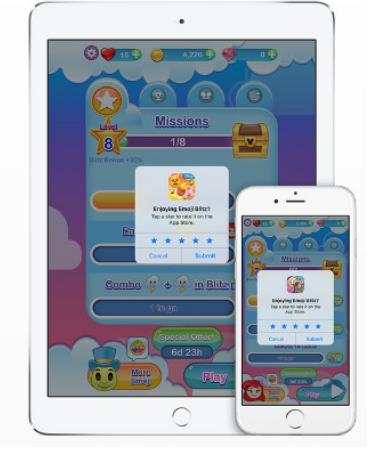 苹果为开发人员增加了对应用程序评论的响应能力