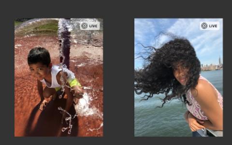苹果发布了JavaScript API 用于在网络上播放实时照片